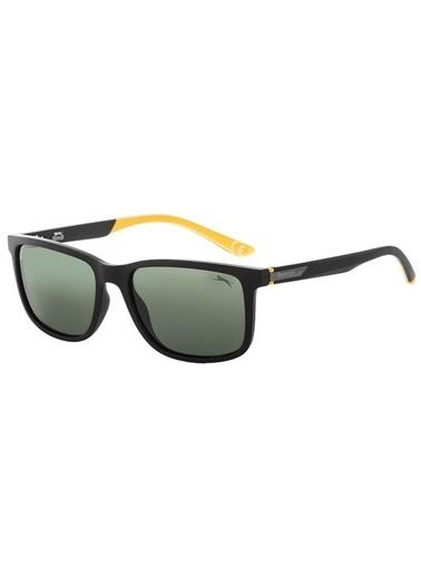 Slazenger 6553.C2 Polarize Erkek Güneş Gözlüğü Siyah